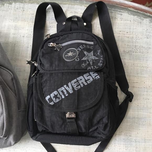 3f7811d4f1fd Converse Handbags - Backpacks Converse All Star   Flish Canvas Travel
